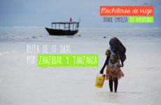 ruta por tanzania y zanzibar