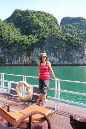 crucero en halong bay