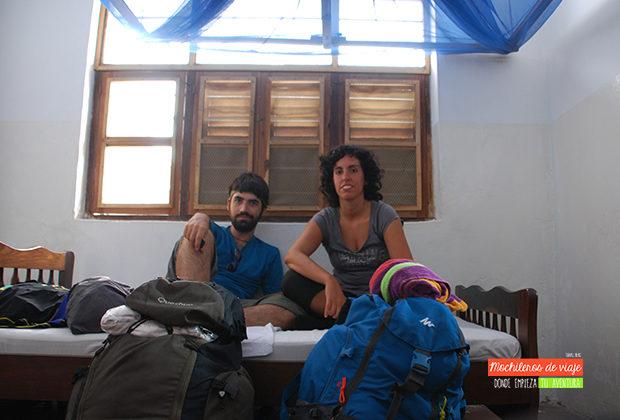 hoteles para mochileros en zanzibar