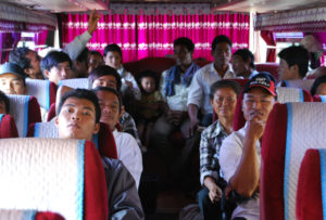 bus camboya