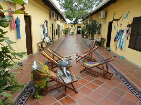 hostal en cartagena de indias