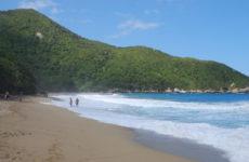 mejores playas de tayrona