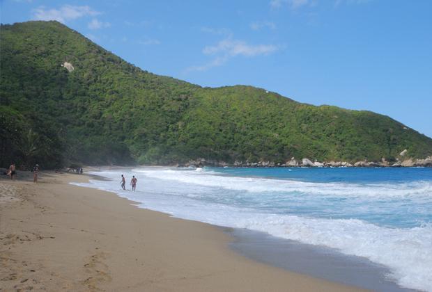 playas tayrona