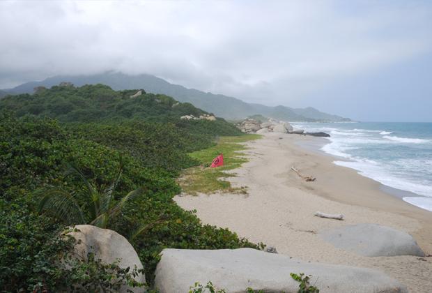 Más de 100 personas se han ahogado en Playa Cañaveral