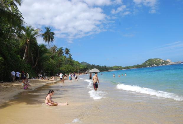 playa tayrona