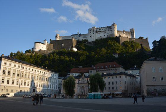 visitar la fortaleza de hohensalzburg