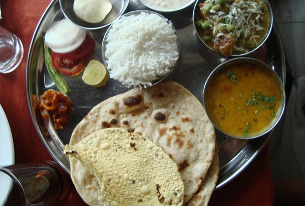 que-comer-en-india