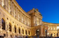 visitar el palacio de hofburg