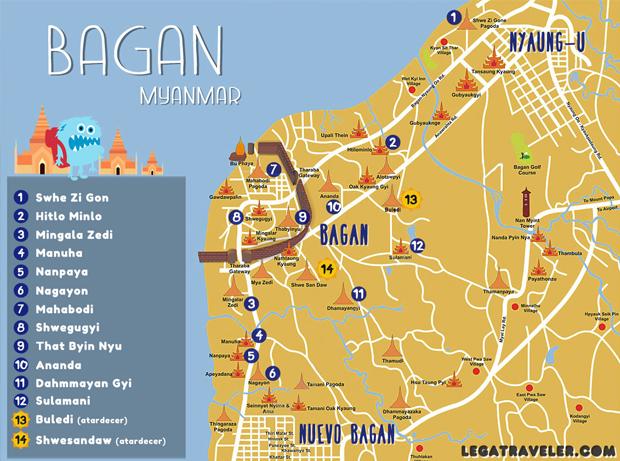 mapa-bagan