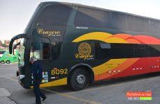 autobús nocturno por perú