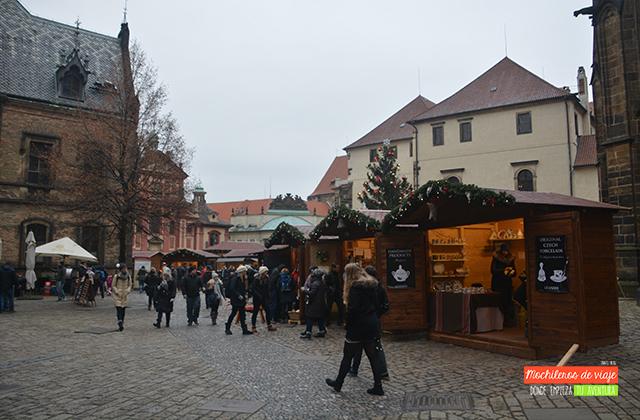 mercado castillo de praga
