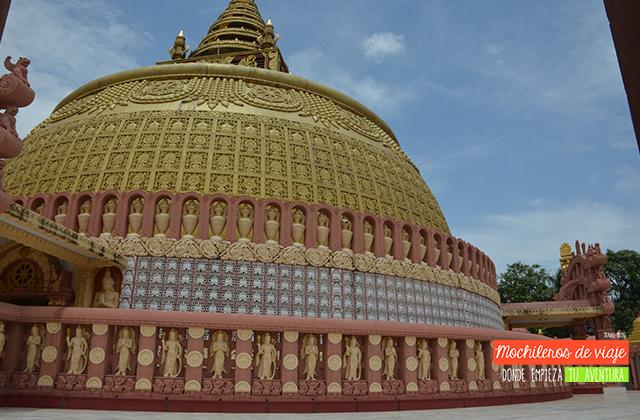 academia de budismo sagaing hill