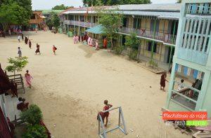 escuela budista