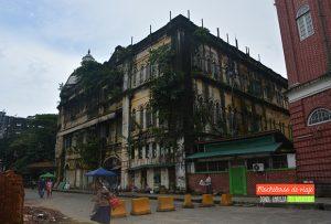 casa colonial yangon