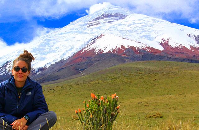Cotopaxi nevado