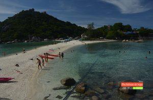 Nang Yuan Beach