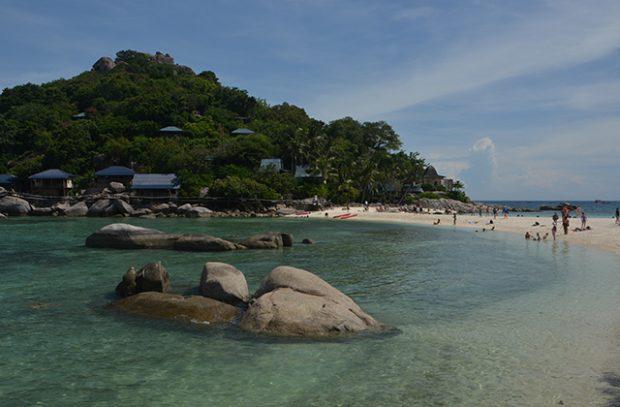 mejores playas de koh tao