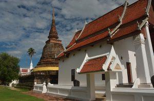 estupa sukhothai