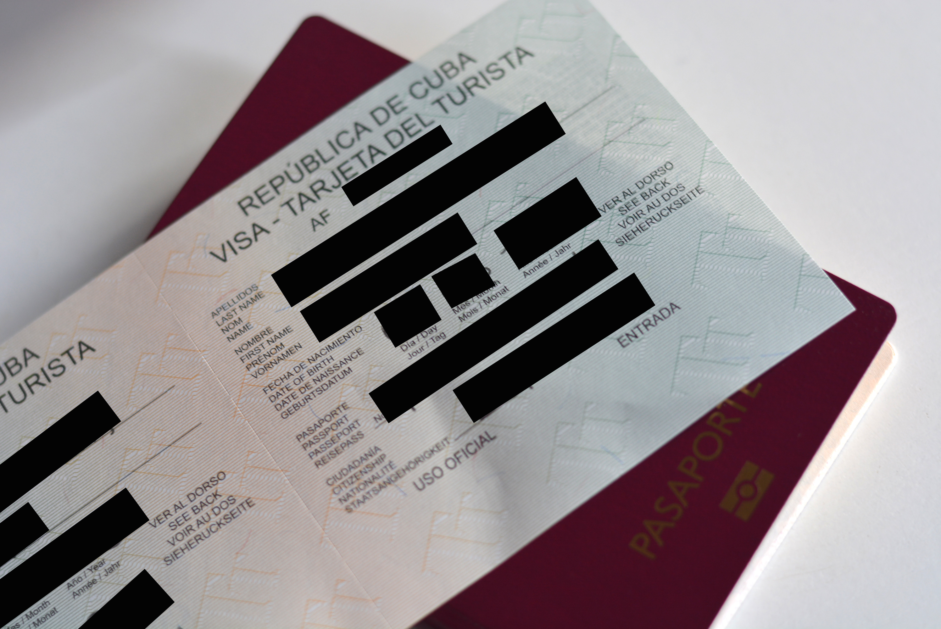 como conseguir el visado a cuba