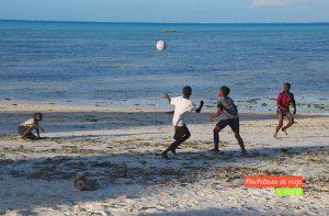 fútbol tanzania