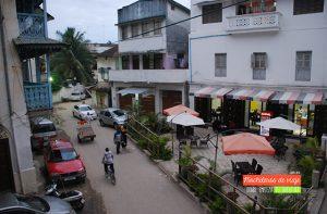 plaza stone town