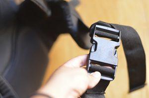 cinturón mochila