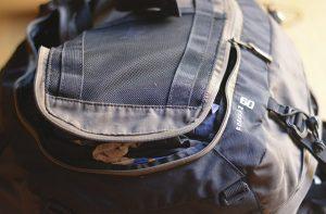 cremallera mochila