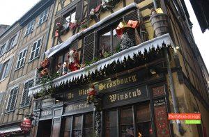 decoracion estrasburgo en naviad
