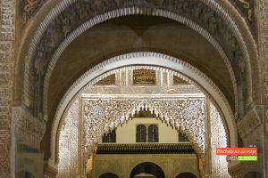 arcos palacios de comares