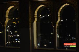 oratorio con vistas a la ciudad