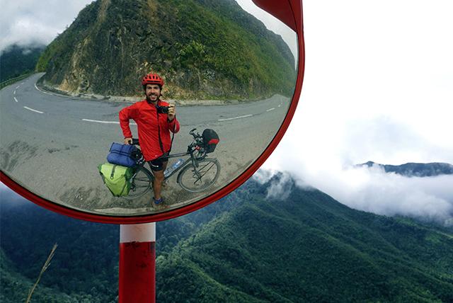 de Barcelona a Bangkok en bicicleta