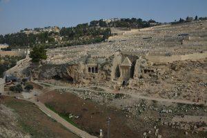 tumba absalón jerusalén