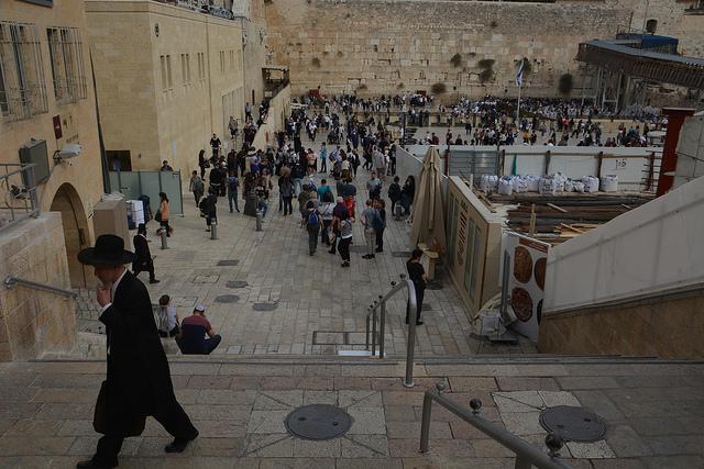 recomendaciones para viajar a israel acceso muro lamentaciones