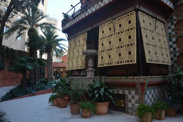 Tribuna Casa Vicens