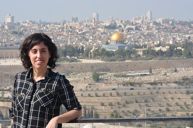 mejores miradores de jerusalén monte de los olivos