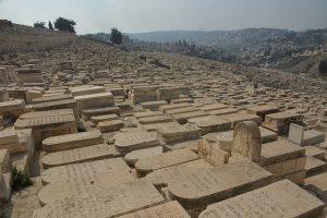 cementerio judio monte de los olivos