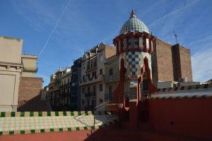 tejado casa vicens barcelona