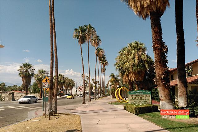 palm springs en agosto