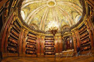 cripta real escorial