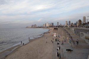 playas tel aviv