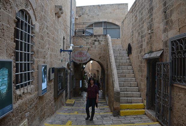 tel aviv y jerusalén en cuatro días