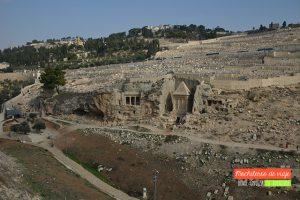 tumba absalon jerusalen