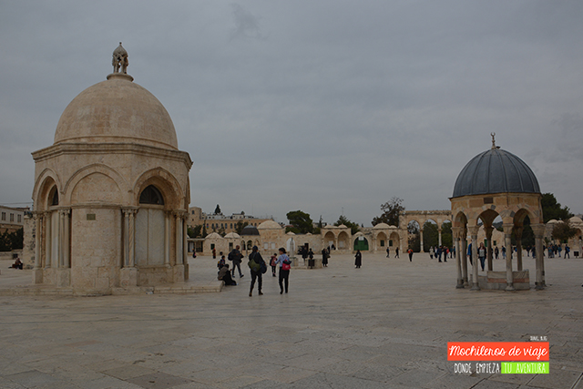 visitar la cúpula de la roca y la explanada de las mezquitas