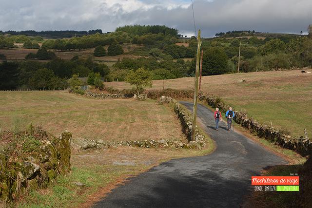 de sarria a portomarin camino de santiago