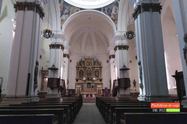iglesia san antolí aitona