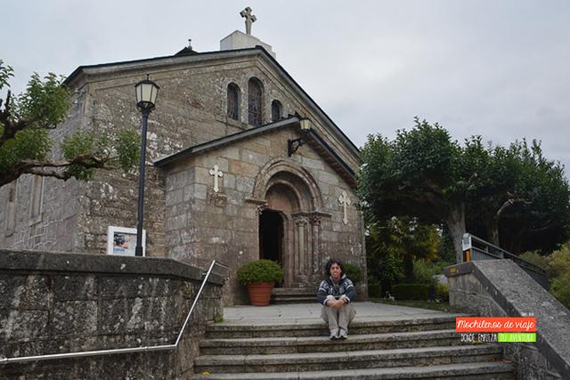 iglesia camino de santiago