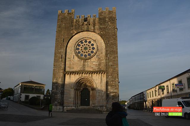 iglesia de portomarín camino de santiago