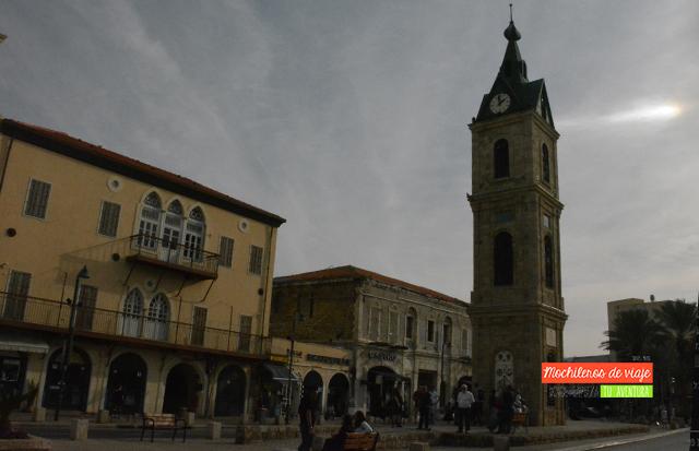 7 lugares que ver por libre en tel aviv