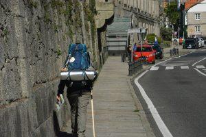 últimos 100 kilómetros del Camino de Santiago desde Sarria