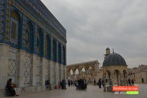 monte del templo jerusalén